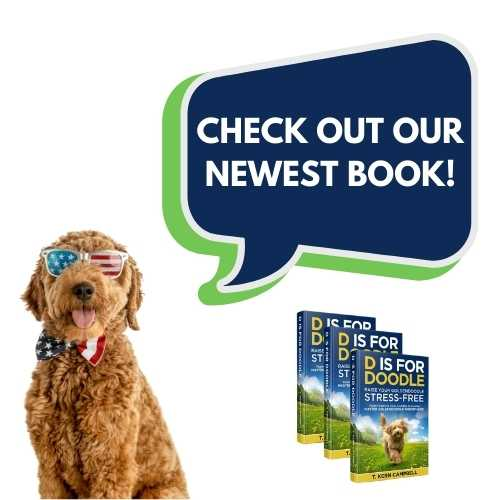 New Goldendoodle Book From Puppy to Adulthood